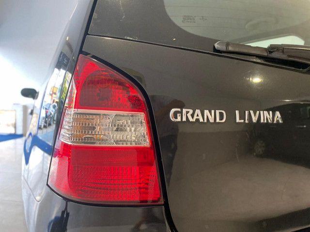 Grand Livina 2013 e 1 Ano de Seguro Grátis - Foto 5