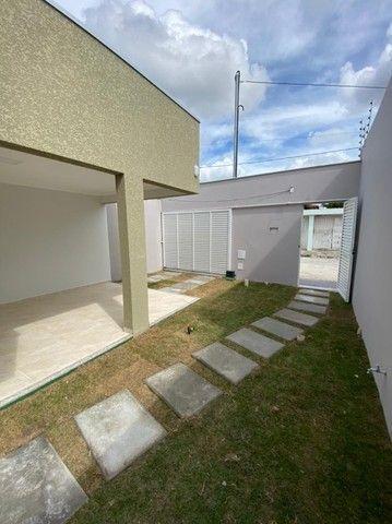 Casa com três quartos e laje  - Foto 3
