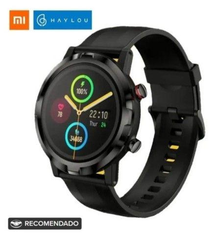 Relogio Smartwatch Xiaomi Haylou Rt Ls05s Relógio Inteligente-global - Foto 3