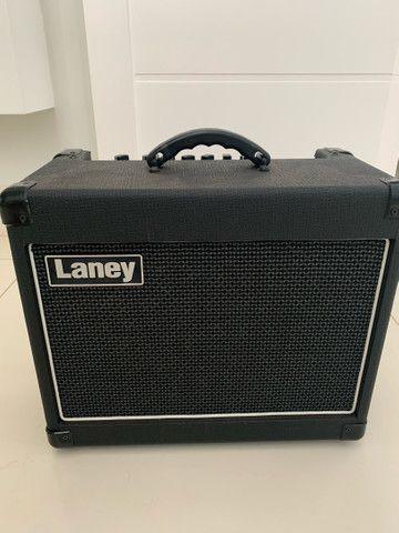 Cubo amplificador de guitarra laney lg20r