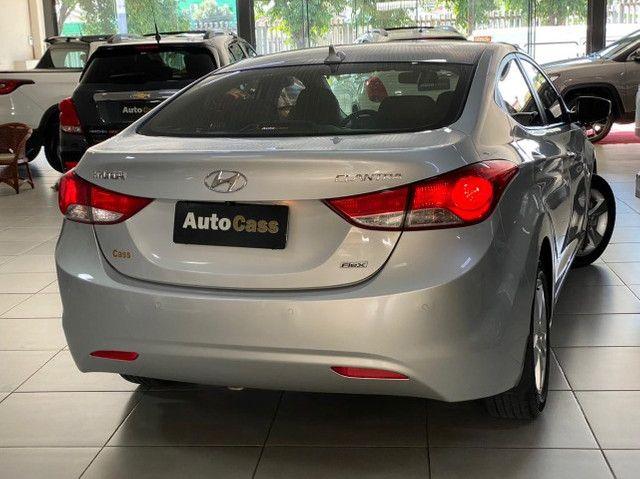 Hyundai Elantra 2.0! GLS! Top! Impecável! Até 100 % financiado - Foto 7