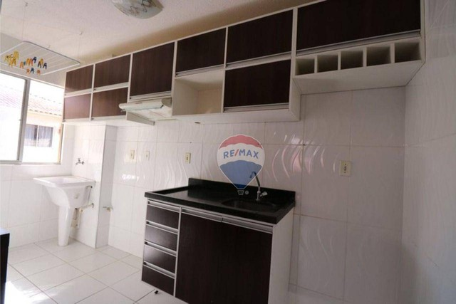 Apartamento com 3 dormitórios à venda, 62 m² por R$ 135.807 - Cond. Jasmim - Tarumã Manaus - Foto 11