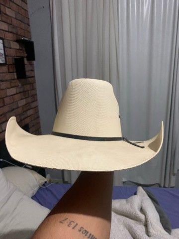 Vendo chapéu lone star - Foto 3