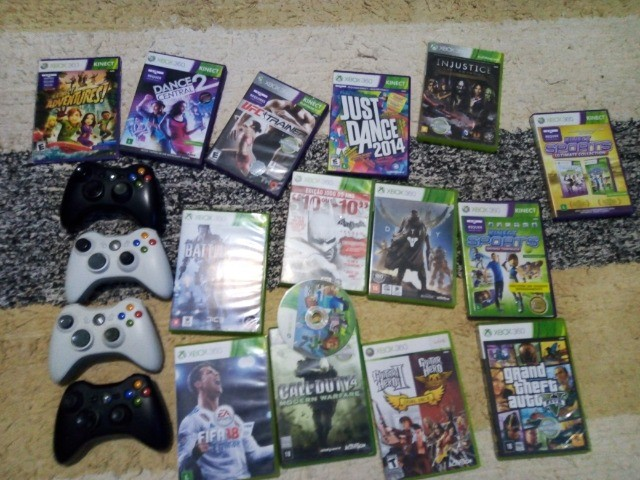 Xbox slim 360 - Foto 6