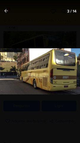 Ônibus Busscar Vistabuss Lo Mercedes 0500 Rs Seminovo Com Ar