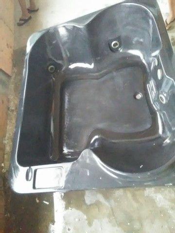 Banheira de hidromassagem Nunca usada