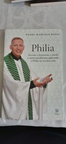 Livros padre Marcelo Rossi Ágape Philia Kairós e uma vida dedicada a Deus - Foto 3