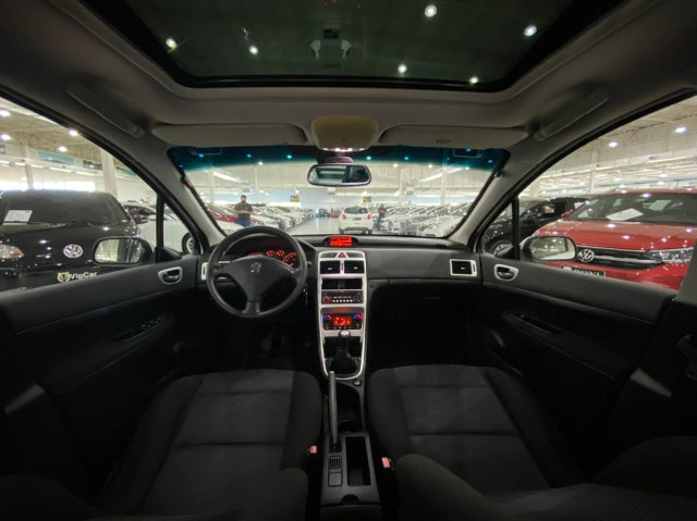 Peugeot 307 presence 1.6 2012 - Foto 10