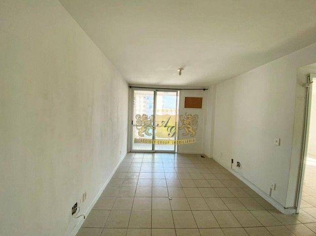 Apartamento com 2 dormitórios para alugar, 80 m² por R$ 1.500,00/mês - Santa Rosa - Niteró - Foto 3