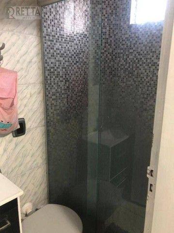 Apartamento com 3 dormitórios à venda, 70 m² por R$ 200.000,00 - Vila União - Fortaleza/CE - Foto 11