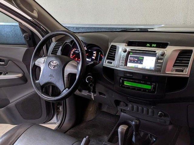 Toyota HILUX CD4X4 SRV - Foto 7