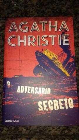 O adversário secreto - Agatha Christie