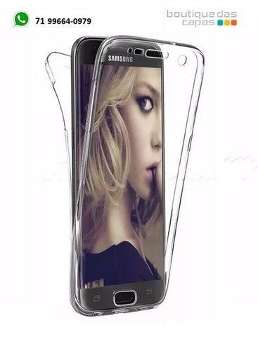 00579d5c557 Capa Case 360° Resistente Para Galaxy S9 / S9+ S9 Plus - Celulares e ...