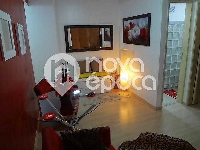 Apartamento à venda com 1 dormitórios em Méier, Rio de janeiro cod:ME1AP15369 - Foto 2