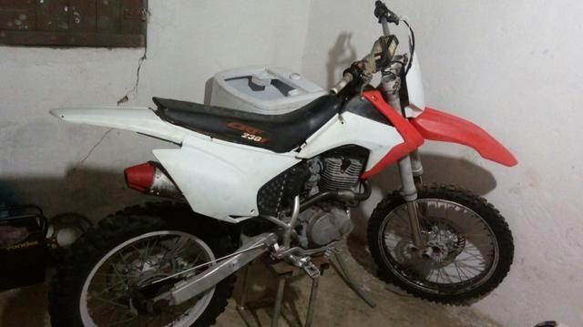 Crf 230 ano2010pra trilha e moto cross. valor 7.000