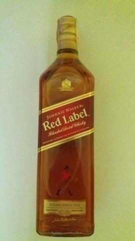 Red label original