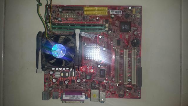 Kit ddr1 pentium 4