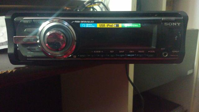 Toca cd player Sony 170