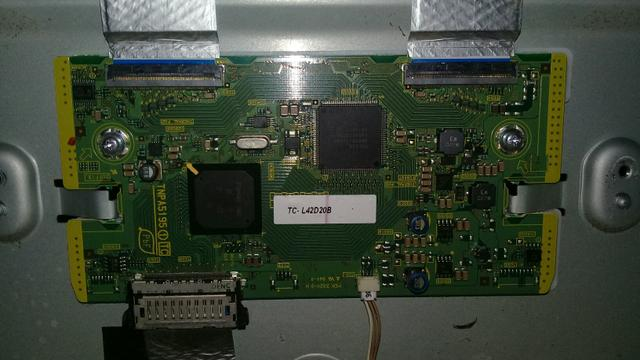 Placa tcon Panasonic tc42d20b