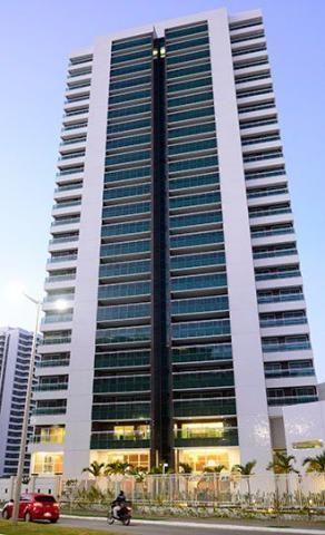 Apartamento Novo ao Lado do Riomar Papicu-138m²/165m²/189m²-3 ou 4 Suítes-Lazer Completo