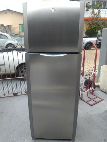 Refrigerador inox 460 lts em excelente estado
