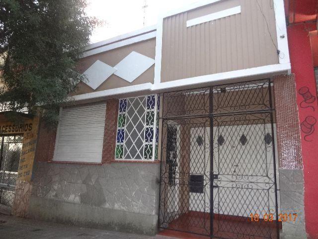 Casa central - Rua Lobo da Costa