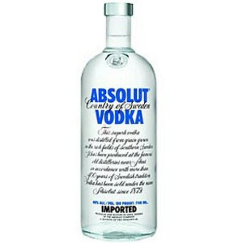 Vodka Absolut 1 Litro Original - Foto 2