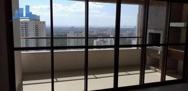 Apto andar super alto e sol da manhã, Goiabeiras Tower, Cuiabá - Foto 8