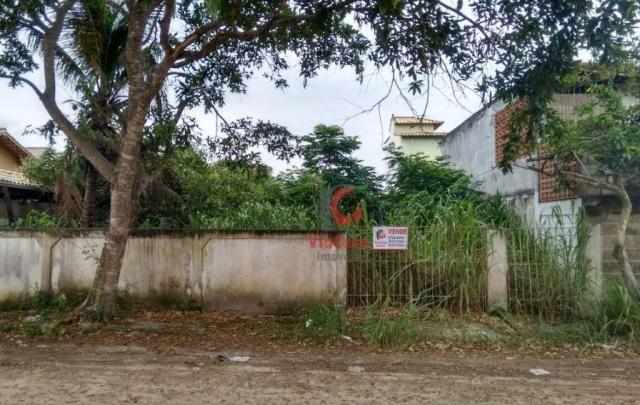 Terreno 420m², Jardim Bela Vista, Rio das Ostras.