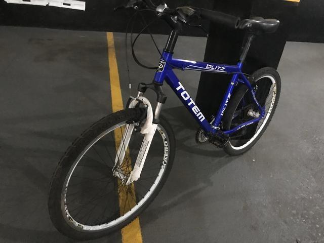 Vendo bike totem aro 26 - Foto 2