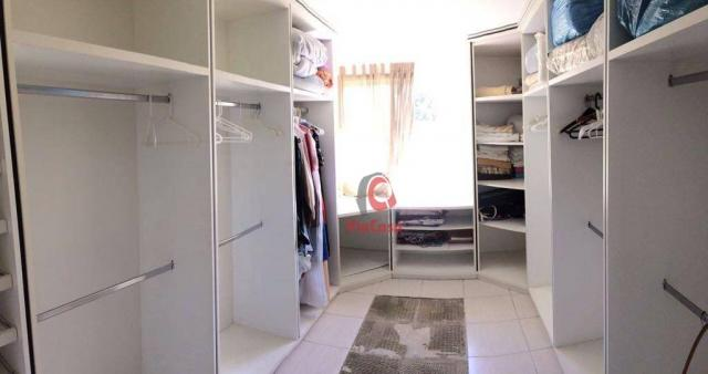 Duplex de 5 quartos, Mirante da Lagoa, Macaé - Foto 12