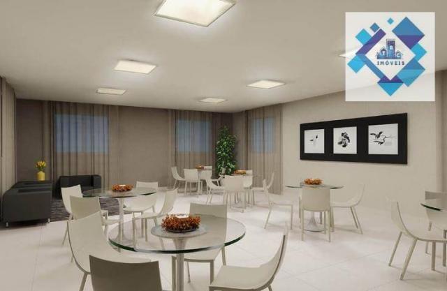 Apartamento / 2 Quartos - Área total: 44,90 /Maraponga. - Foto 2