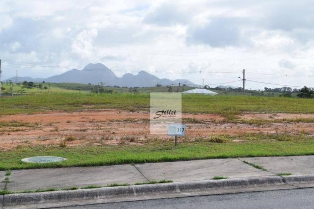 Terreno à venda, 435 m² por R$ 130.000,00 - Extensão do Bosque - Rio das Ostras/RJ