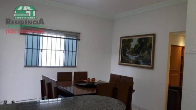 Casa residencial à venda, Parque Brasília 2ª Etapa, Anápolis. - Foto 5