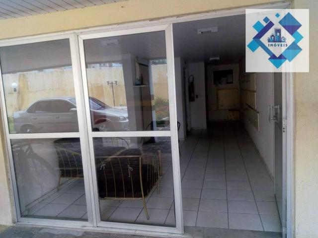 Apartamento, sul nascente, 6 m² na Aldeota. - Foto 15