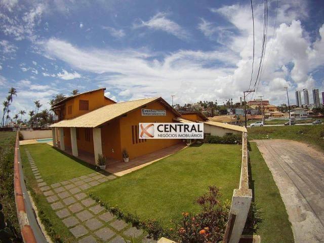 Casa com 11 dormitórios para alugar, 474 m² por R$ 22.000,00/mês - Pituaçu - Salvador/BA - Foto 7