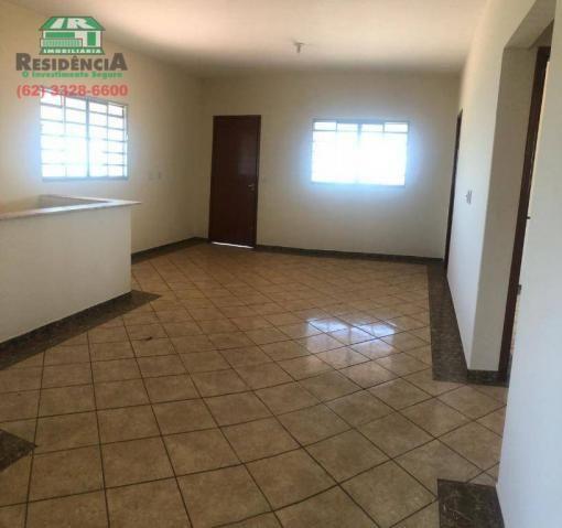 Chácara com 2 dormitórios para alugar, 4000 m² por R$ 2.500/mês - Chácaras Americanas - An - Foto 12