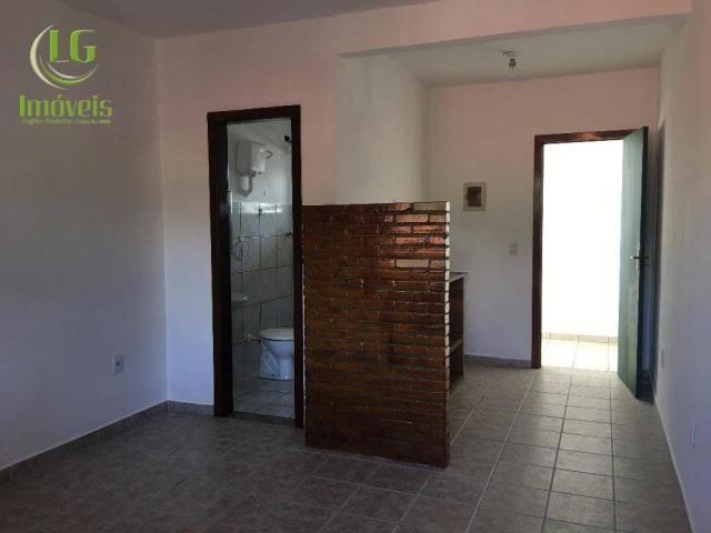 Kitnet residencial para locação, Engenho do Mato, Niterói. - Foto 5