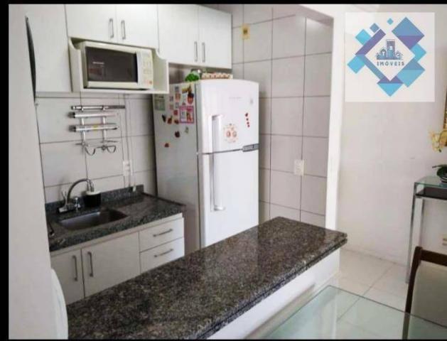 Apartamento com 3 dormitórios à venda, 65 m² por R$ 360.000 - Meireles - Fortaleza/CE - Foto 6