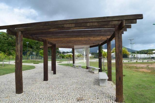 Terreno à venda, 435 m² por R$ 130.000,00 - Extensão do Bosque - Rio das Ostras/RJ - Foto 10