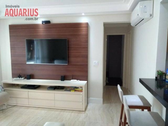 Apartamento com 2 dormitórios à venda, 75 m² por R$ 446.900 - Jardim das Indústrias - São  - Foto 14