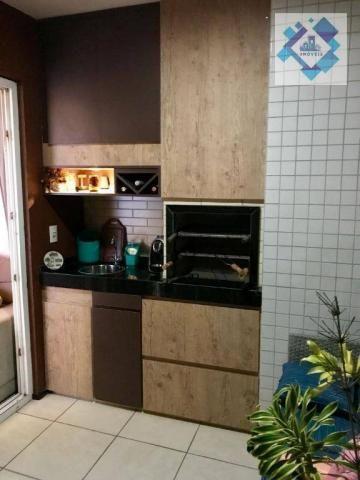 Condominio Green Life 1, 70m², 3 dormitorios, Guararapes - Foto 6