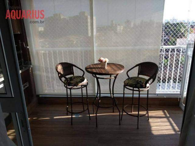 Apartamento com 2 dormitórios à venda, 75 m² por R$ 446.900 - Jardim das Indústrias - São  - Foto 12