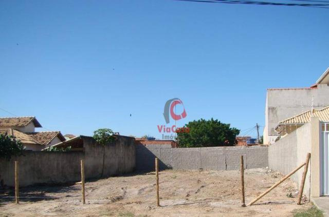 Terreno para alugar, 420 m² por R$ 750,00/mês - Village Rio das Ostras - Rio das Ostras/RJ - Foto 3