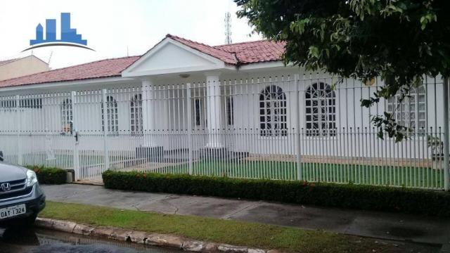 Casa com terreno de 1440m no Jardim Itália, Cuiabá
