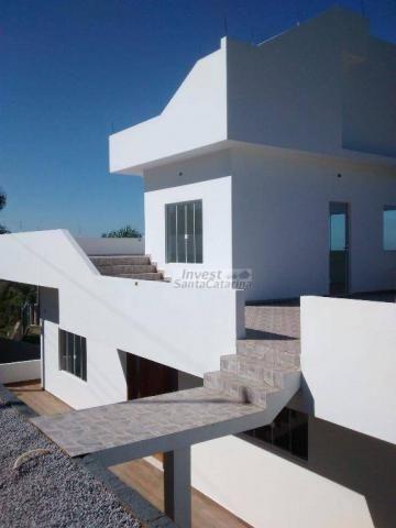 Excelente residencia em praia da Gamboa com vista espetacular, ótima construção, casa nova - Foto 9