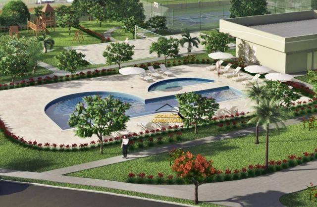 Terreno à venda no condomínio Pau Brasil por R$ 340.000 - Carioba - Americana/SP - Foto 8