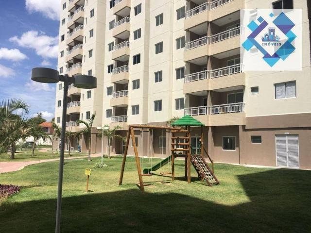 Apartamentos com 56,14 m² - Maraponga.