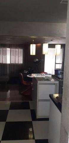 Apartamento com 3 dormitórios para alugar, 120 m² por R$ 2.000,00/mês - Caminho das Árvore - Foto 5