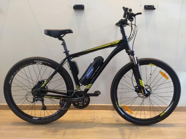 Kit Bicicleta Elétrica - Bateria Lithium-ion (Li-On)